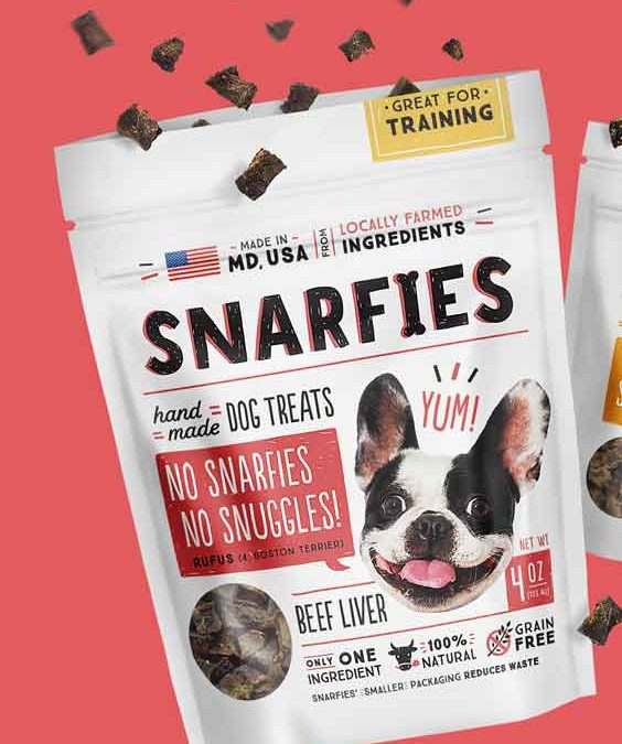 Best Dog Treats Packaging Designs